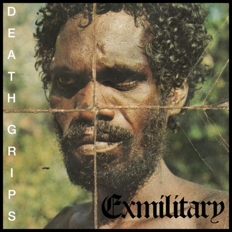 Death - Grips-Exmilitary