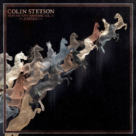 Colin Stetson - New History Warfare Vol. 2- Judges
